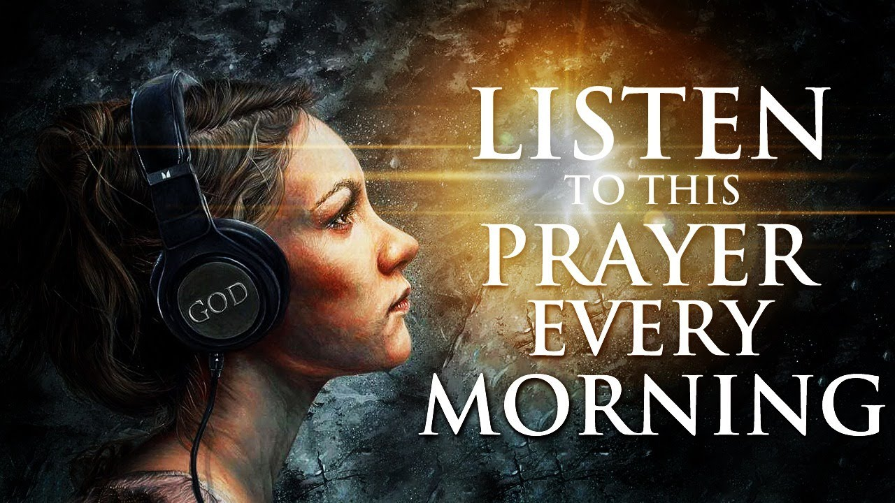An Inspired Morning Prayer | Start Everyday With God