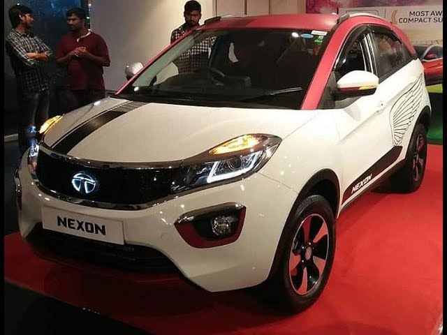 New Tata Nexon 2018 Modified  !! For IplT20 with Detailed Sunroof!!