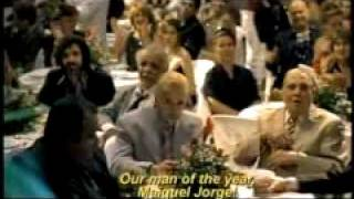 O Homem do Ano - 2003 - The Man of the Year - Trailer