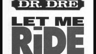 Dr. Dre - Let Me Ride Instrumental Remake