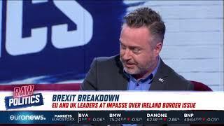 Raw Politics: The Irish border stumbling block to Brexit