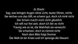 Haftbefehl feat. Shack Traurig aber wahr