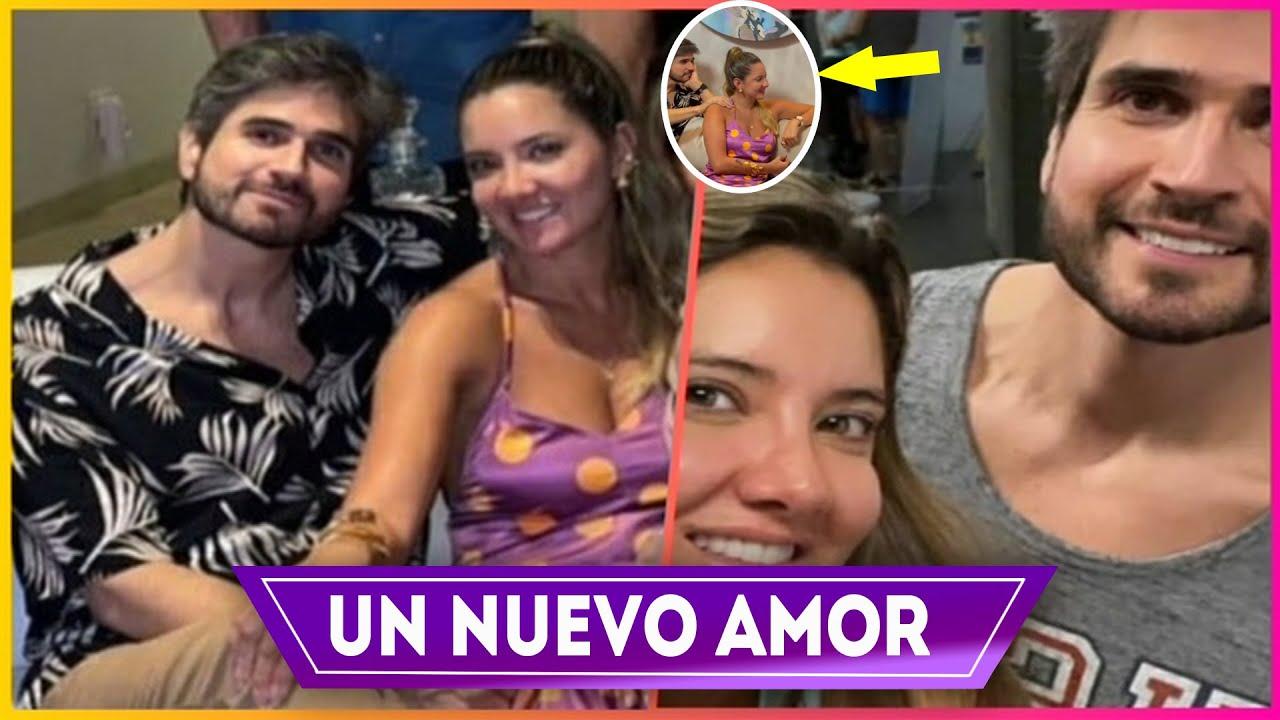 Nace un Nuevo Amor entre Daniela Alvarez y Daniel Arenas, la Pareja no oculta la Felicidad