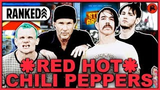 Baixar Every Red Hot Chili Peppers Album RANKED Worst to Best