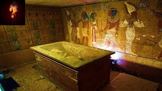 Alien Tomb In The Great Pyramid?