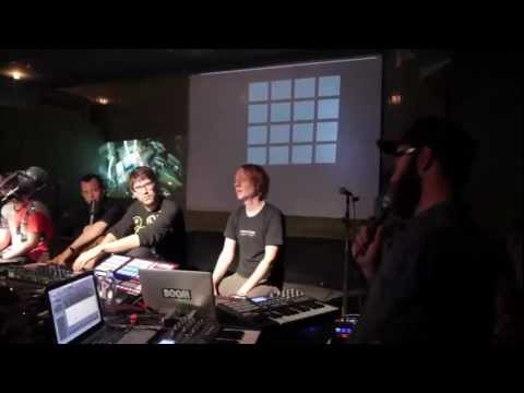 CDR Berlin workshop with MOSTLY ROBOT (Native Instruments)
