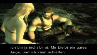 Metal Gear Solid 3: Snake Eater Story German Subs HD Complete Cutscenes / Movie