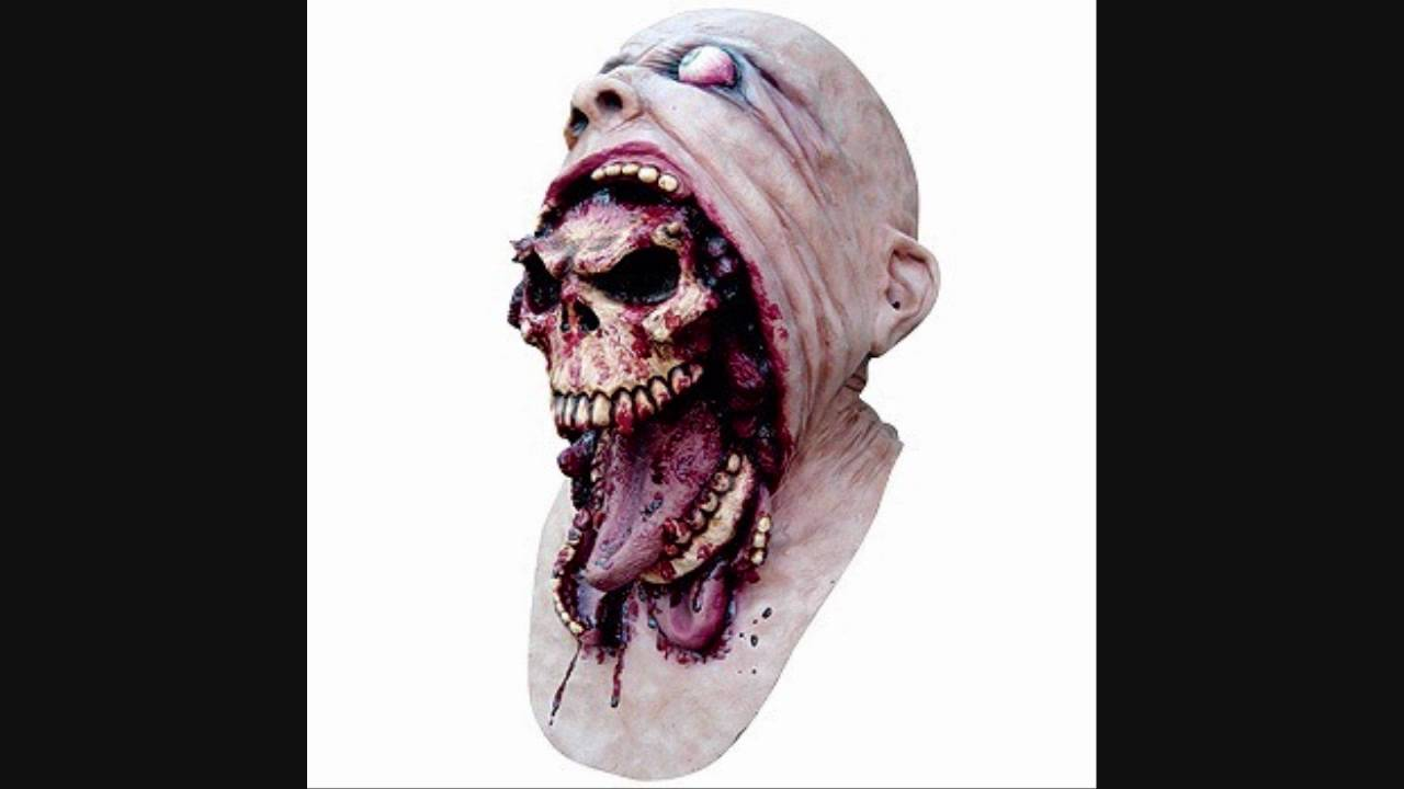 The best halloween masks ever part 3 youtube for Make your own halloween mask online
