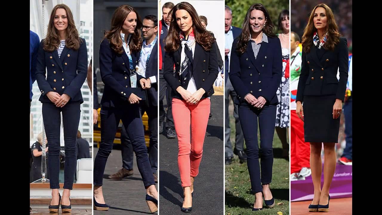 Combinar chaqueta azul rey mujer