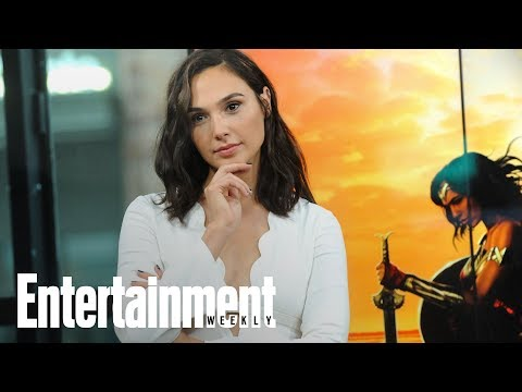 'Wonder Woman' 2 Officially Announced At San Diego Comic-Con | News Flash | Entertainment Weekly