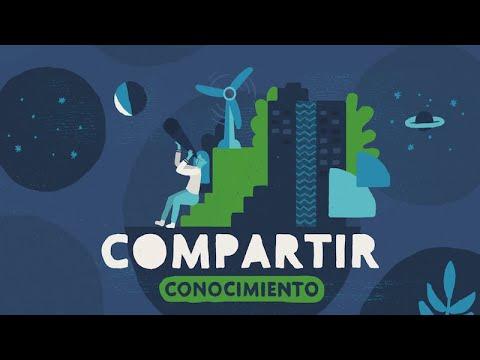 """Video Institucional CYTED """"Compartir Conocimiento"""""""