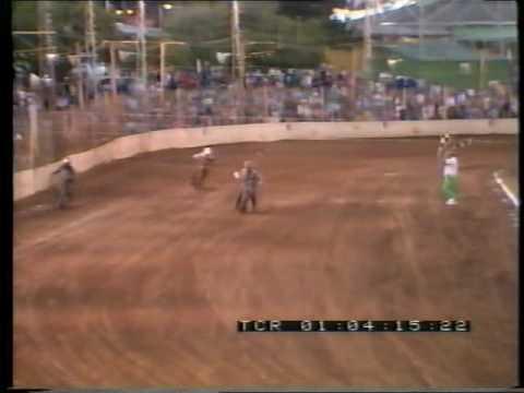 Claremont Speedway Perth Wa Boxing Night 1988 Youtube
