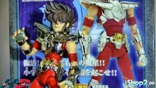 (Español) Saint Seiya Myth Cloth Pegasus Seiya Broken Ver.
