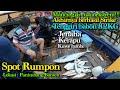 - MANCING DI CUACA EKSTREM!!!AKHIRNNYA STRIKE TENGGIRI BABONSpot Rumpon Nelayan Panimbang
