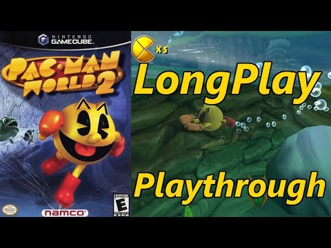 Pac-Man World 2 - Longplay Full Game Walkthrough (No Commentary) (Gamecube, Ps2, Xbox)