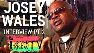 "Josey Wales Interview ""U-Roy and King Stur Grav Hi-Fi"" Pt. 2"