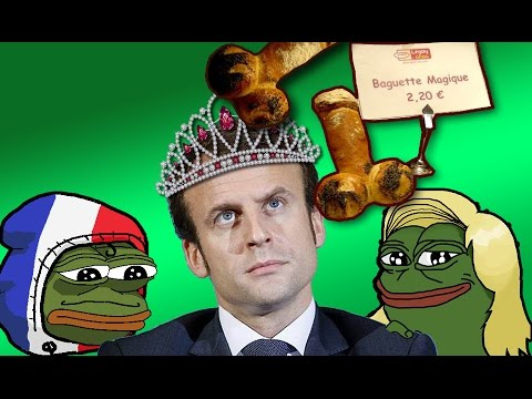 What Macron's Thinking During the Election