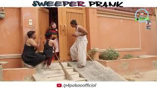 New Best Funny   Prank   P4 Pakao Nadir Ali 2018