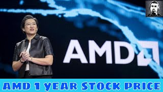 📈(AMD) AMD Stock 1 Year Price Prediction 📈