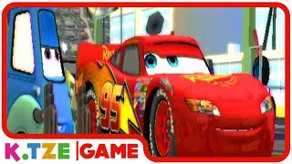 Let's Play Cars der Film 🚗 Deutsch, der ganze Film als Nintendo Wii Spiel | Part 2.