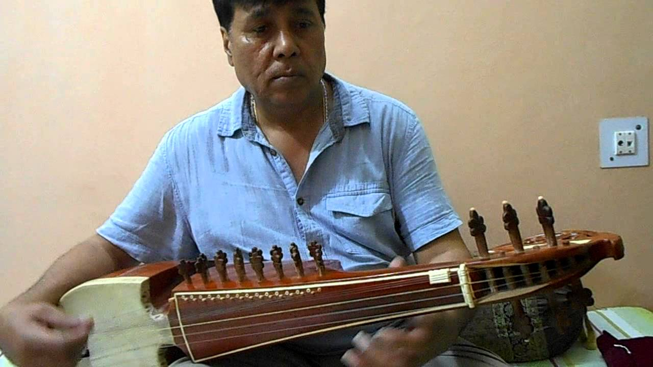 Rabab songs notes and sargam for learner and Rabab Master