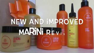 New and Improved Marini Naturals Review Series Intro