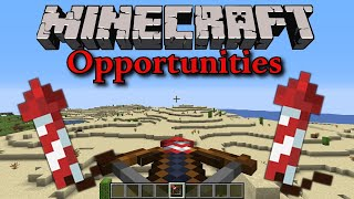 Minecraft Opportunities: Fireworks