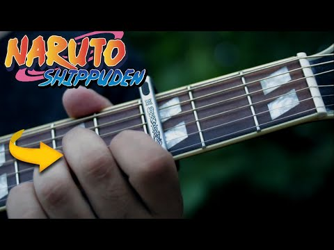 Sadness and Sorrow - Naruto (Fingerstyle Guitar Cover)