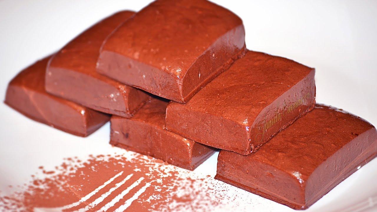 Ciocolata de casa cu miere