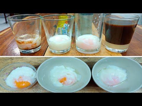 ไข่ลวก ง่ายๆ วิธีลวกไข่แบบมืออาชีพ ทำไข่ลวกแบบร้านกาแฟ Soft-boiled eggs Thai style