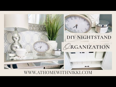 diy-nightstand-cabinet-organization-|-how-i-organize-my-bedside-table