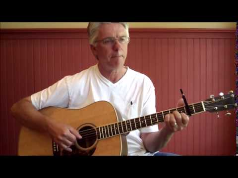 Tennessee Waltz - Eva Cassidy guitar lesson