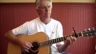 Tennessee Waltz - Eva Cassidy guitar lesson