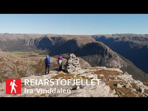 Reiarstofjellet (854 moh)