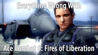 Скачать Everything Wrong With Ace Combat 6 Fires Of Liberation Ft Tomcat171