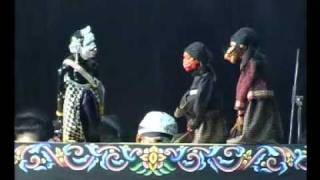 Wayang Golek - Dewi Nila Ningrum #1