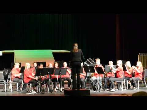 Grand County Middle School Band Nov 5, 2015 #3