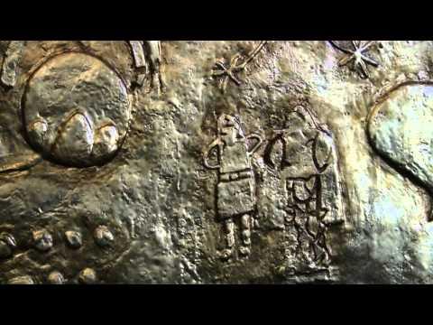 Inca Gold Shield: Cosmological Record?