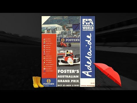 HSO 1991 F1 | Round 16 | Adelaide