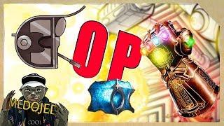 Nejmocnější zbraně a předměty Marvel univerza / Super OP!