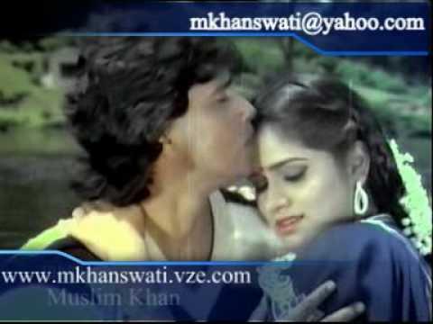 TUM SE MILKAR NA JANE KYUN ( Shabbir Kumar & Lata Mangeshkar ) MOVIE, PYAR JHUKTA NAHEEN