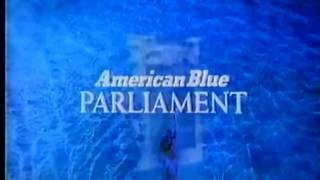 フィリップ・モリス パーラメント CM 1989年 1 thumbnail