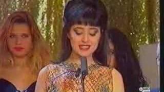 Miss España 1991 - Sofia Mazagatos