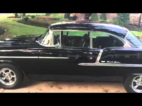 1955 Chevrolet Bel Air For Sale in Houston Texas, 77024