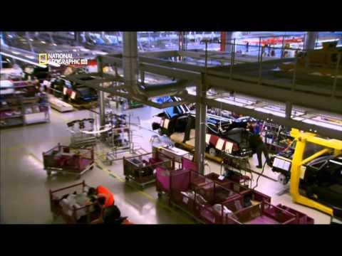 Мегазаводы: Rolls Royce Phantom [HD]