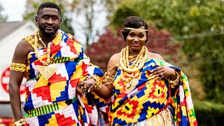 The Rich Culture ( Ernest & Shilla ) Ghanaian Traditional Marriage