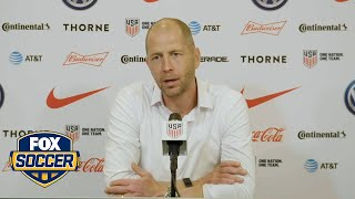 Gregg Berhalter on USMNT:
