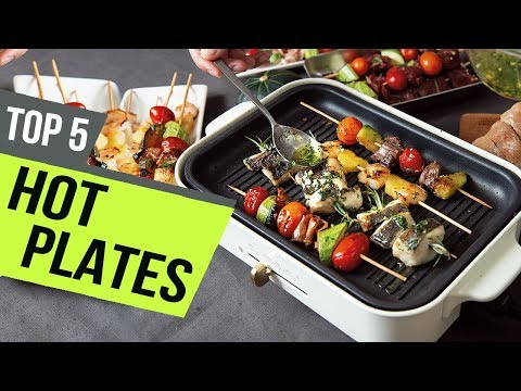 5 Best Hot Plates 2019 Reviews