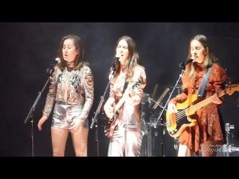 WHOLE SHOW!  HAIM @ The Anthem, Washington, DC 5/01/18 (HD Video/HQ Sound)