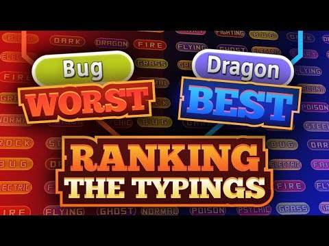 Ranking All Of The Typings Worst To Best
